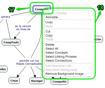 Cmappers Mapas Conceptuales En Línea Universidad Andina